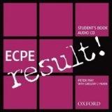 OUP ELT ECPE RESULT! CLASS AUDIO CD - MAY, P. cena od 219 Kč