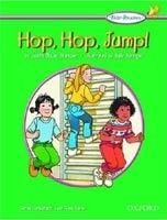OUP ELT KID´S READERS - HOP, HOP, JUMP! - BAUER, J. S. cena od 83 Kč