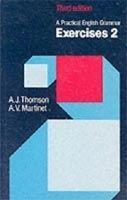 OUP ELT A PRACTICAL ENGLISH GRAMMAR: EXERCISES 2 Third Edition - MAR... cena od 338 Kč