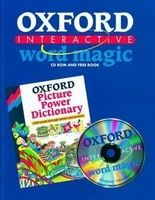 OUP ELT OXFORD INTERACTIVE WORD MAGIC: SINGLE USER LICENCE - OXFORD cena od 703 Kč