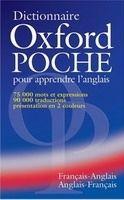 OUP ELT DICTIONNAIRE OXFORD POCHE POUR APPRENDE L´ANGLAIS - McINTOSH... cena od 382 Kč