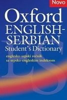 XXL obrazek OUP ELT OXFORD STUDENT´S DICTIONARY SERBIAN - ENGLISH - PHILIPS, J.