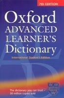 XXL obrazek OUP ELT OXFORD ADVANCED LEARNER´S DICTIONARY 7th Edition Internation...