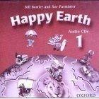 OUP ELT HAPPY EARTH 1 CLASS AUDIO CDs /2/ - BOWLER, B., PARMINTER, S... cena od 418 Kč
