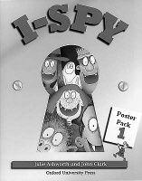 OUP ELT I SPY 1 POSTER PACK - ASHWORTH, J., CLARK, J. cena od 536 Kč