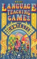 OUP ELT LANGUAGE TEACHING GAMES AND CONTESTS - LEE, W. R. cena od 480 Kč