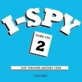 OUP ELT I SPY 2 CLASS AUDIO CDs /4/ - ASHWORTH, J., CLARK, J. cena od 493 Kč
