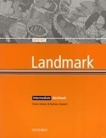 OUP ELT LANDMARK INTERMEDIATE WORKBOOK WITH KEY - HAINES, S., STEWAR... cena od 229 Kč