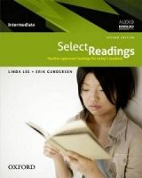 OUP ELT SELECT READINGS Second Edition INTERMEDIATE STUDENT´S BOOK -... cena od 405 Kč