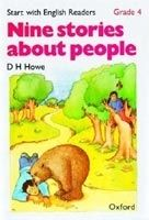 OUP ELT START WITH ENGLISH READERS 4 NINE STORIES ABOUT PEOPLE - HOW... cena od 84 Kč