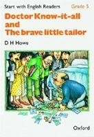 OUP ELT START WITH ENGLISH READERS 5 DOCTOR KNOW-IT-ALL / BRAVE LITT... cena od 84 Kč