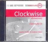 OUP ELT CLOCKWISE ELEMENTARY CLASS AUDIO CD - POTTEN, H., POTTEN, J. cena od 166 Kč
