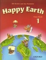 OUP ELT HAPPY EARTH 1 CLASS BOOK - BOWLER, B., PARMINTER, S. cena od 244 Kč