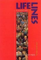 OUP ELT LIFELINES ELEMENTARY STUDENT´S BOOK - HUTCHINSON, T. cena od 343 Kč