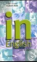 OUP ELT IN ENGLISH ELEMENTARY STUDENT´S BOOK - VINEY, P. + K. cena od 519 Kč