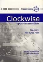 OUP ELT CLOCKWISE UPPER INTERMEDIATE TEACHER´S RESOURCE PACK - NAUNT... cena od 586 Kč