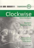 OUP ELT CLOCKWISE INTERMEDIATE TEACHER´S RESOURCE PACK - FORSYTH, W. cena od 557 Kč