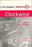 OUP ELT CLOCKWISE ELEMENTARY TEACHER´S RESOURCE PACK - POTTEN, H., P... cena od 586 Kč