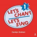 OUP ELT LET´S CHANT, LET´S SING 1 AUDIO CD - GRAHAM, C. cena od 208 Kč