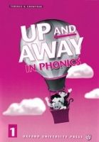 OUP ELT UP AND AWAY IN PHONICS 1 PHONICS BOOK - CROWTHER, T. cena od 205 Kč