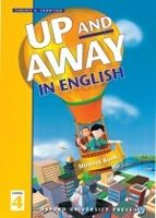 OUP ELT UP AND AWAY IN ENGLISH 4 STUDENT´S BOOK - CROWTHER, T. cena od 278 Kč