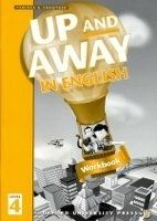 OUP ELT UP AND AWAY IN ENGLISH 4 WORKBOOK - CROWTHER, T. cena od 165 Kč