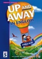 OUP ELT UP AND AWAY IN ENGLISH 5 STUDENT´S BOOK - CROWTHER, T. cena od 278 Kč