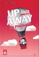 OUP ELT UP AND AWAY IN PHONICS 6 PHONICS BOOK - CROWTHER, T. cena od 205 Kč