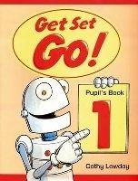 OUP ELT GET SET GO! 1 PUPIL´S BOOK - DRISCOLL, L., LAWDAY, C., MCLEA... cena od 328 Kč