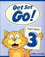 OUP ELT GET SET GO! 3 PUPIL´S BOOK - DRISCOLL, L., LAWDAY, C., MCLEA... cena od 324 Kč