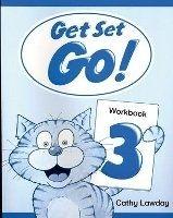 OUP ELT GET SET GO! 3 WORKBOOK - DRISCOLL, L., LAWDAY, C., MCLEAN, A... cena od 244 Kč