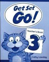 OUP ELT GET SET GO! 3 TEACHER´S BOOK - DRISCOLL, L., LAWDAY, C., MCL... cena od 248 Kč