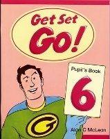 OUP ELT GET SET GO! 6 PUPIL´S BOOK - DRISCOLL, L., LAWDAY, C., MCLEA... cena od 342 Kč