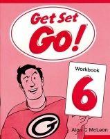 OUP ELT GET SET GO! 6 WORKBOOK - DRISCOLL, L., LAWDAY, C., MCLEAN, A... cena od 249 Kč