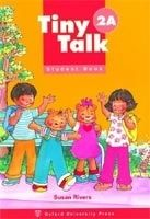 Megabooks TINY TALK 2 STUDENT´S BOOK A - GRAHAM, C., RIVERS, S. cena od 230 Kč