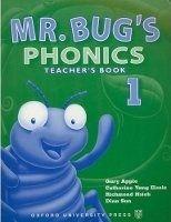 OUP ELT MR. BUG´S PHONICS 1 TEACHER´S BOOK - EISELE, C. Y., HSIEH, R... cena od 126 Kč