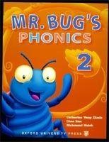 OUP ELT MR. BUG´S PHONICS 2 STUDENT´S BOOK - EISELE, C. Y., HSIEH, R... cena od 266 Kč