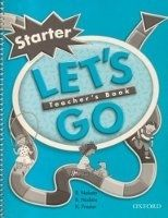 OUP ELT LET´S GO Second Edition STARTER TEACHER´S BOOK - FRAZIER, K.... cena od 410 Kč