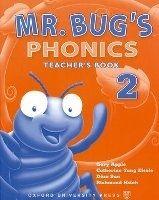 OUP ELT MR. BUG´S PHONICS 2 TEACHER´S BOOK - EISELE, C. Y., HSIEH, R... cena od 168 Kč