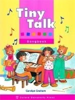 OUP ELT TINY TALK SONGBOOK - GRAHAM, C., RIVERS, S. cena od 451 Kč