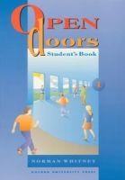 OUP ELT OPEN DOORS 1 STUDENT´S BOOK - WHITNEY, N. cena od 212 Kč