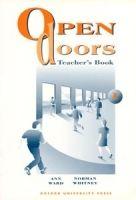 OUP ELT OPEN DOORS 1 TEACHER´S BOOK - WHITNEY, N. cena od 0 Kč