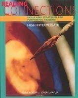 OUP ELT READING CONNECTIONS UPPER-INTERMEDIATE STUDENT´S BOOK - EDIG... cena od 562 Kč