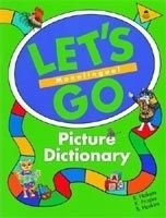 XXL obrazek OUP ELT LET´S GO Second Edition PICTURE DICTIONARY Monolingual - FRA...