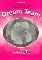 OUP ELT DREAM TEAM 1 WORKBOOK - WHITNEY, N. cena od 118 Kč