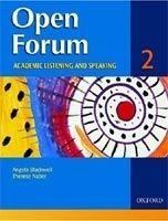 OUP ELT OPEN FORUM 2 STUDENT´S BOOK - BLACKWELL, A., NABER, T. cena od 325 Kč