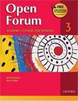 OUP ELT OPEN FORUM 3 STUDENT´S BOOK - DUNCAN, J., PARKER, A. cena od 325 Kč