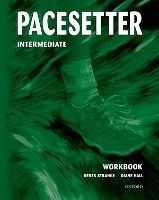 OUP ELT PACESETTER INTERMEDIATE WORKBOOK - HALL, D., STRANGE, D. cena od 249 Kč