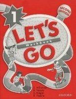 OUP ELT LET´S GO Second Edition 1 WORKBOOK - FRAZIER, K., HOSKINS, B... cena od 193 Kč