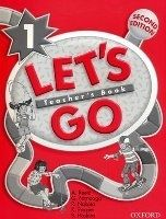 OUP ELT LET´S GO Second Edition 1 TEACHER´S BOOK - FRAZIER, K., HOSK... cena od 498 Kč